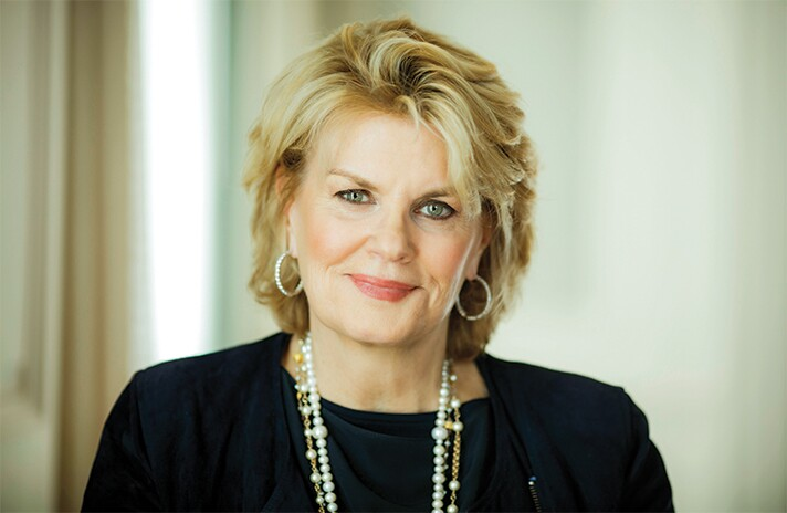 Anne Finucane, Bank of America