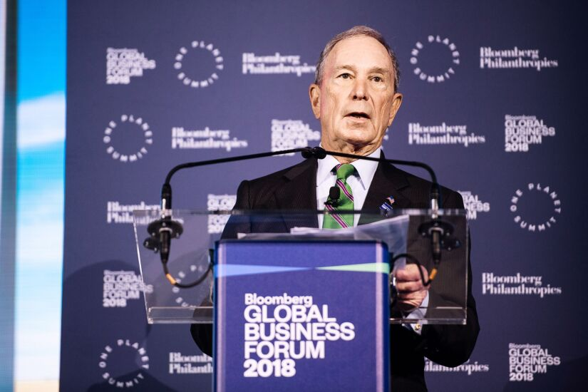 Key Speakers At The Bloomberg Global Business Forum