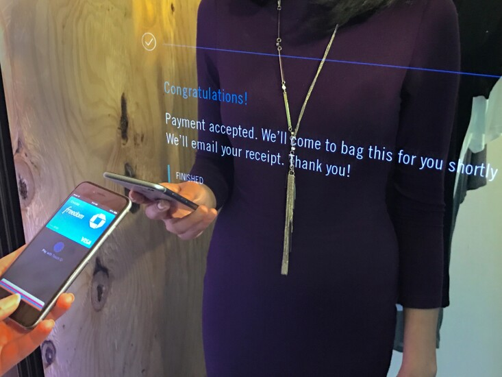 oak labs payment mirror