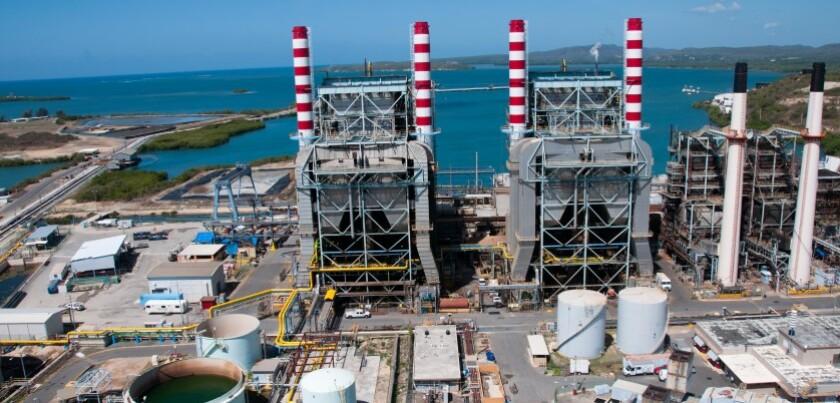 Guayanilla, Puerto Rico power plant