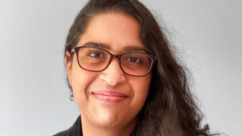 Vidya Mani, Vice president of engineering for RippleNet, Ripple