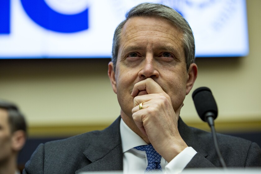 """The right thing for us to do is to continue our stress tests, but as part of them, to analyze how banks' portfolios are responding to real, current events, not just to the hypothetical event that we announced earlier this year,"" said Fed Chair for Supervision Randal Quarles."