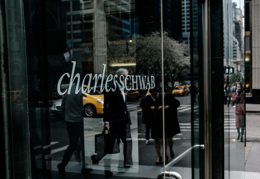 """Schwab's mistake is among the technical blunders — such as misplaced decimal points and """"fat finger"""" errors — that financial firms dread."""