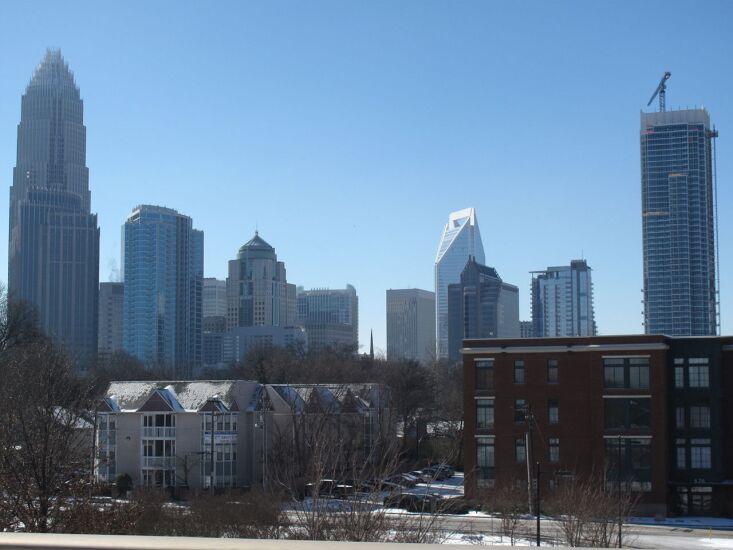 Downtown Charlotte, N.C.