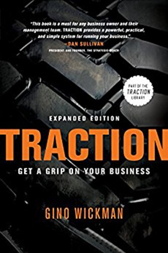 Book cover - Traction