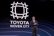 Akio Toyoda, president and chief executive officer of Toyota Motor Corp.