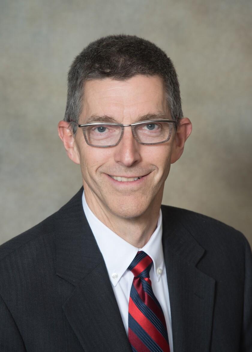 John J. Dwyer, Jr., CEO of New England Federal Credit Union