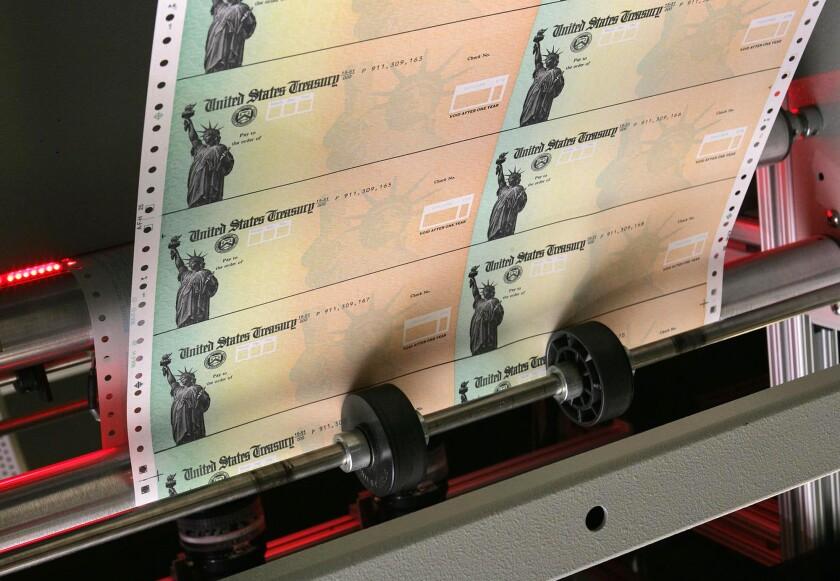 Social Security-checks
