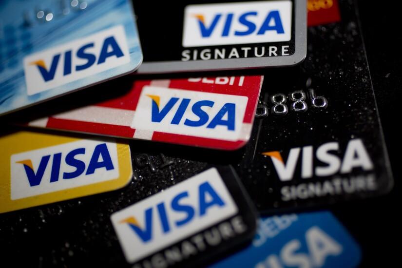Visa cards