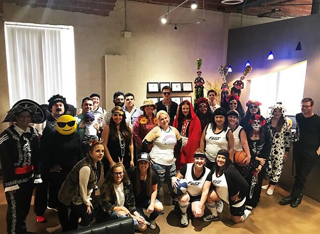 2018 Best Firms - Miller Grossbard costumes