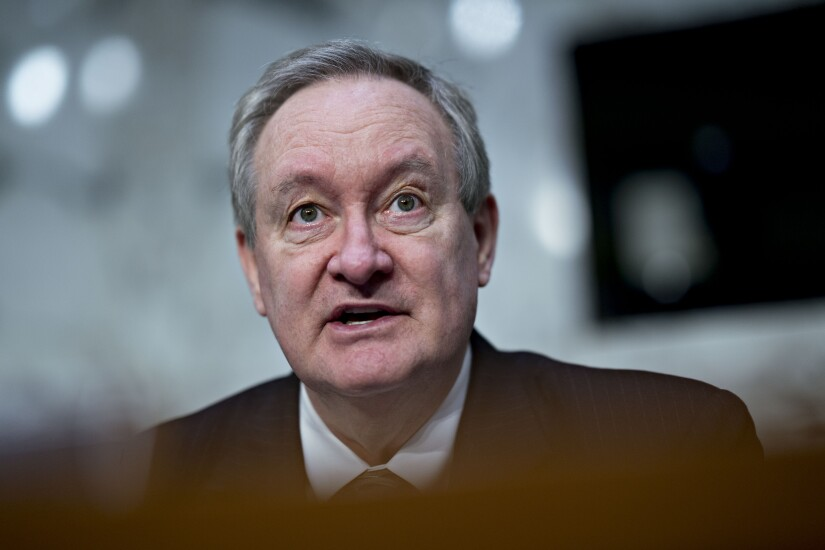 Sen. Mike Crapo, R-Idaho