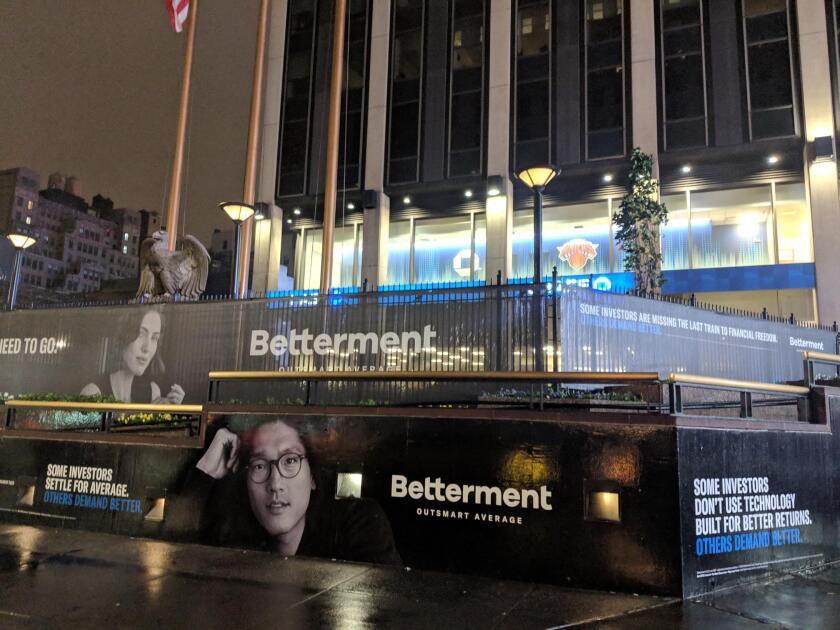 Betterment IAG