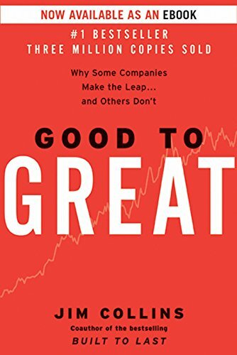 Book cover - Good to Great