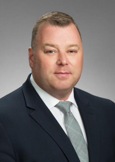 Steve Hewins,  CU Members Mortgage