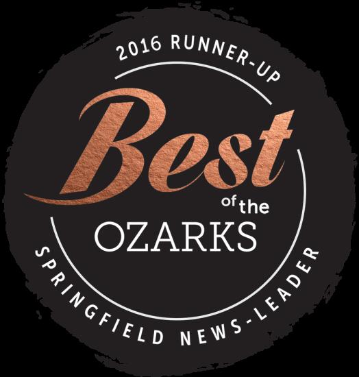Best of the Ozarks Award