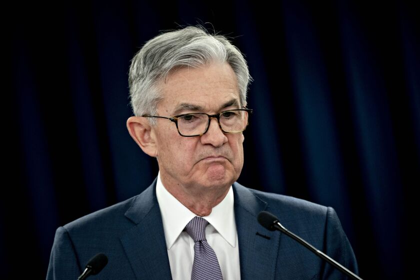 "A full economic recovery ""will really depend on people being confident that it's safe to go out,"" said Fed Chairman Jerome Powell."