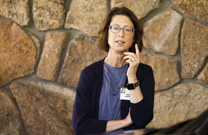 Abigail Johnson, Fidelity Investments