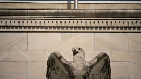 The Fed began purchasing corporate bond ETFs on May 12 as part of its effort to prop up credit markets in the midst of the coronavirus pandemic.