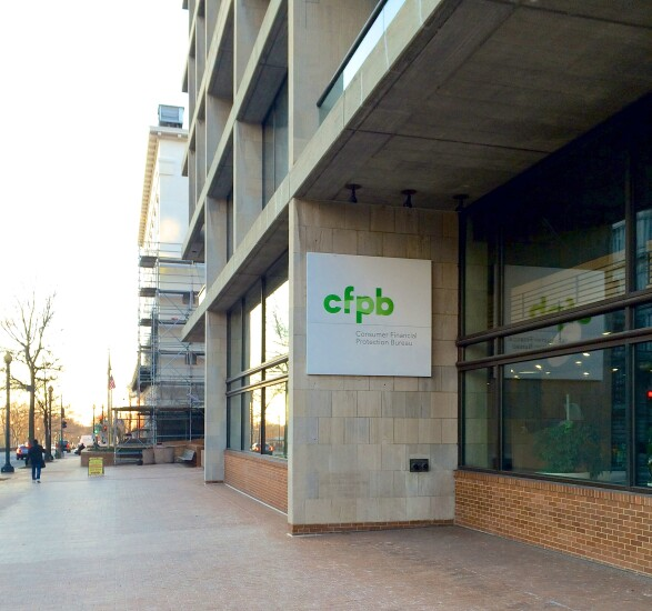 CFPB headquarters