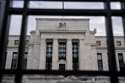 Federal Reserve Exterior As Fed Looks Locked In For Quarter-Point Cut