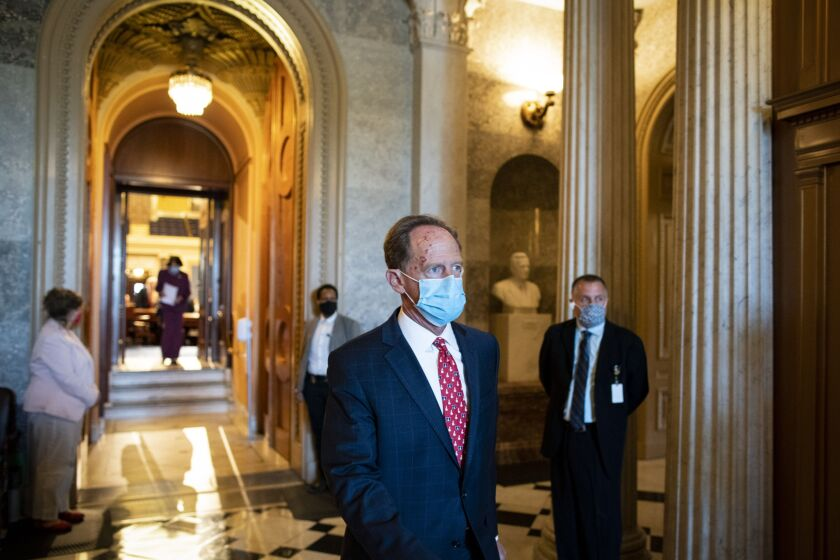 """""""Why [have] relatively few borrowers ... participated in this program?"""" said Sen. Pat Toomey, R-Pa. He added that he was interested in knowing """"why it appears not to have a tremendous amount of demand."""""""