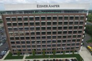 EisnerAmper's office building in Metropark/Iselin, N.J.