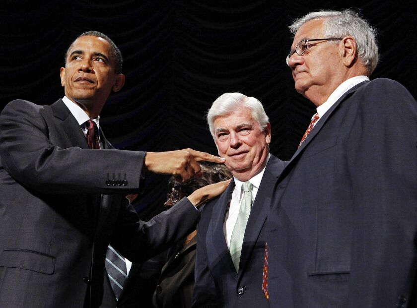 Dodd-Frank represented a compromise between those who wanted to upend the system by breaking up big banks and restructuring the regulatory system and those who wanted less drastic changes.