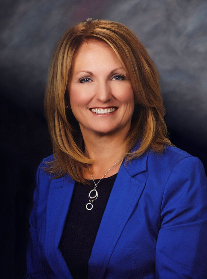 Gail DeBoer, president and CEO of Cobalt Credit Union