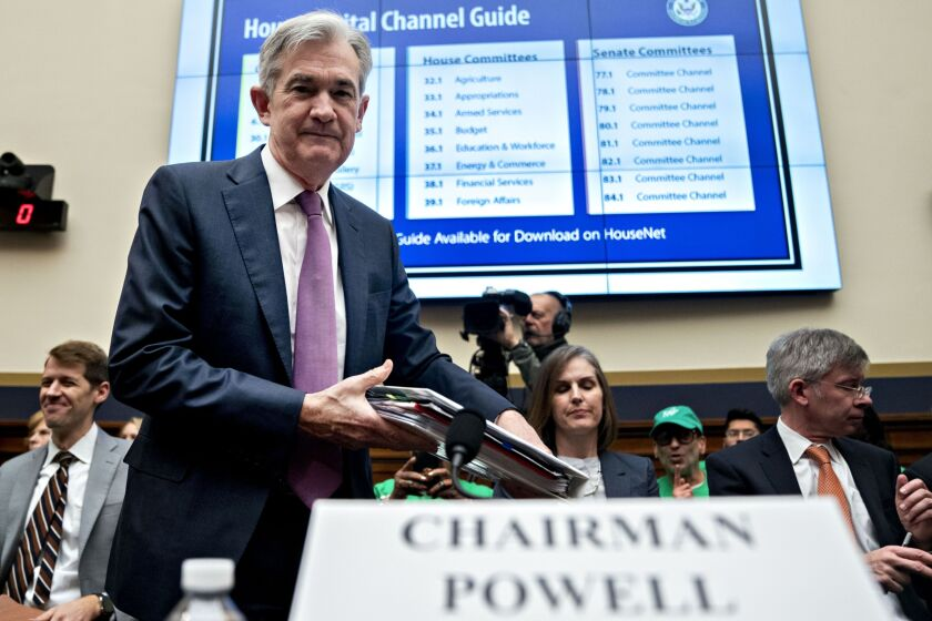 """""""We want to be very, very sure that what comes out of this is a proposal that ... will leave all major participants in CRA better off,"""" said Fed Chairman Jerome Powell."""