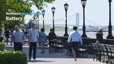 Thumbnail for Video: Deal of the Year 2019 — Northeast: Battery Park City Authority