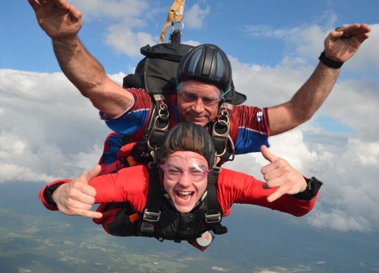 Skydiving-10/17/18