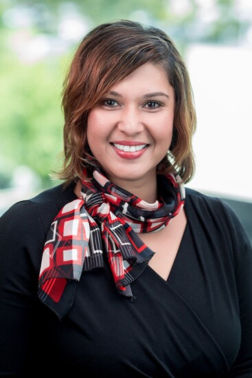 Shazia Manus, chief strategy and business development officer for CUNA Mutual AdvantEdge Analytics