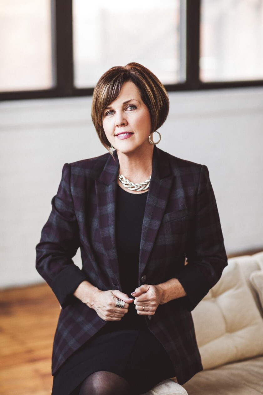 Laurie Baker will become CEO of The Summit FCU on Feb. 1, 2020