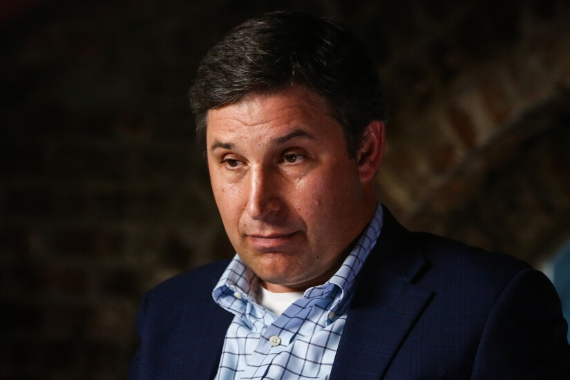 Anthony Noto, CEO of Social Finance.