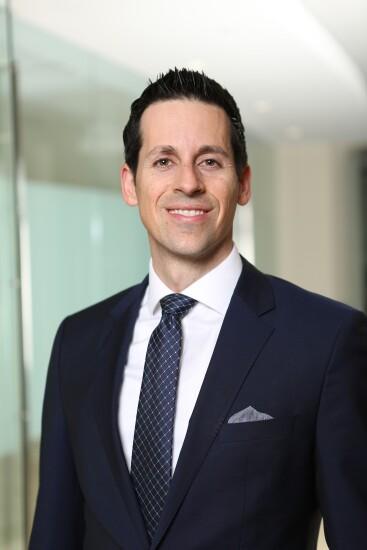 Aric Zamel UBS advisor photo