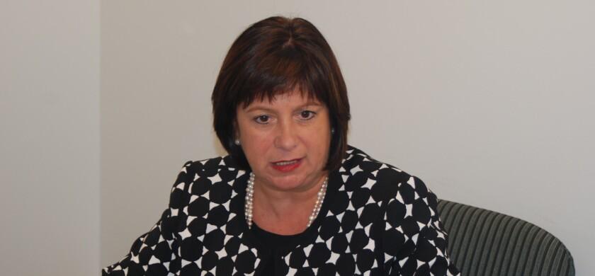Puerto Rico Oversight Board Executive Director Natalie Jaresko