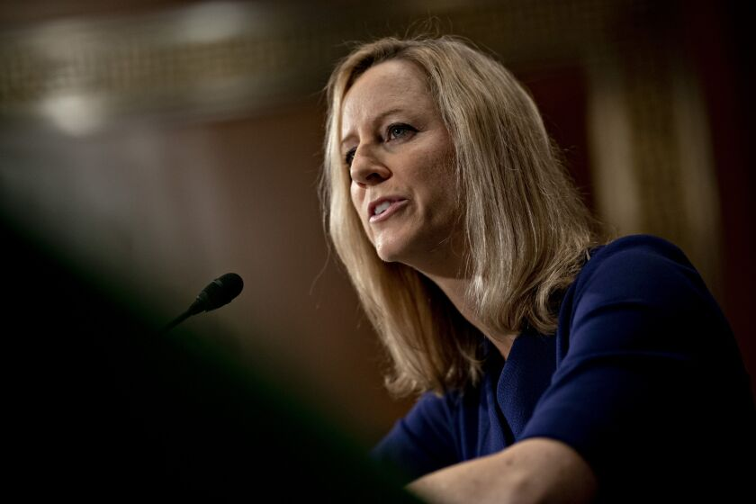 Even though few dispute that Biden can remove current CFPB Director Kathy Kraninger before her term expires in 2023, a former deputy to Kraninger argues that such a move would likely still provoke a legal challenge over her replacement.