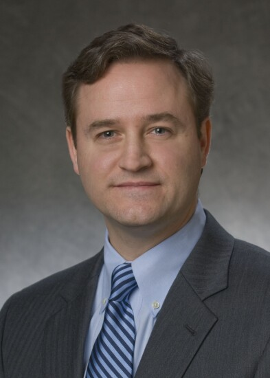 Patrick Ryan is CEO of First Bank in Hamilton, N.J.