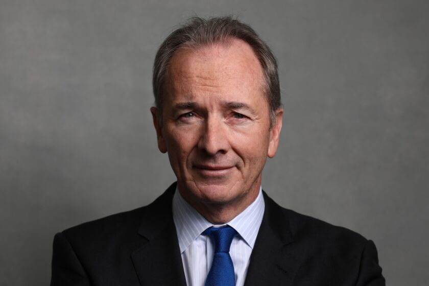Morgan Stanley CEO James Gorman said two years ago that he wanted his asset management unit to hit $1 trillion in client assets in coming years.