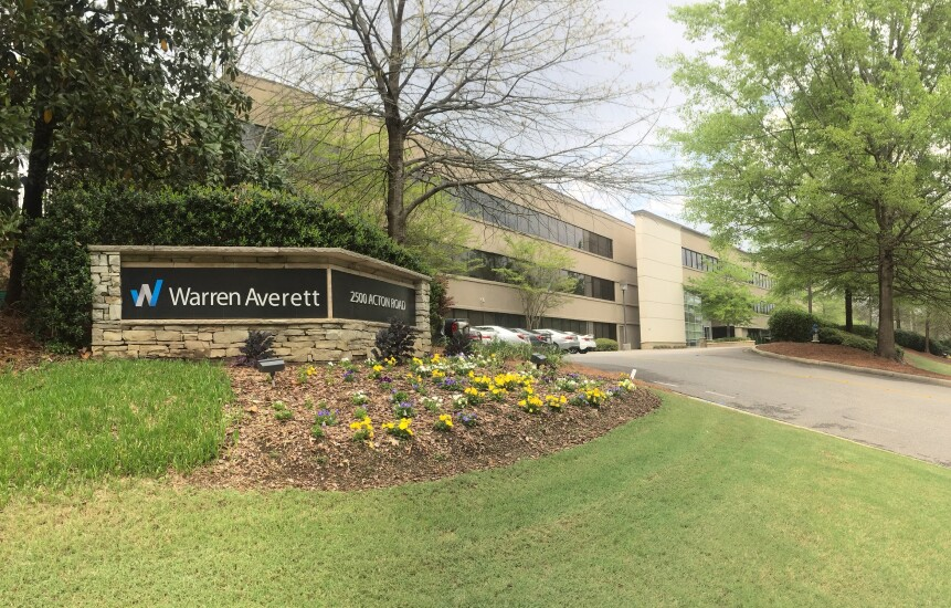 Warren Averett's offices in Birmingham