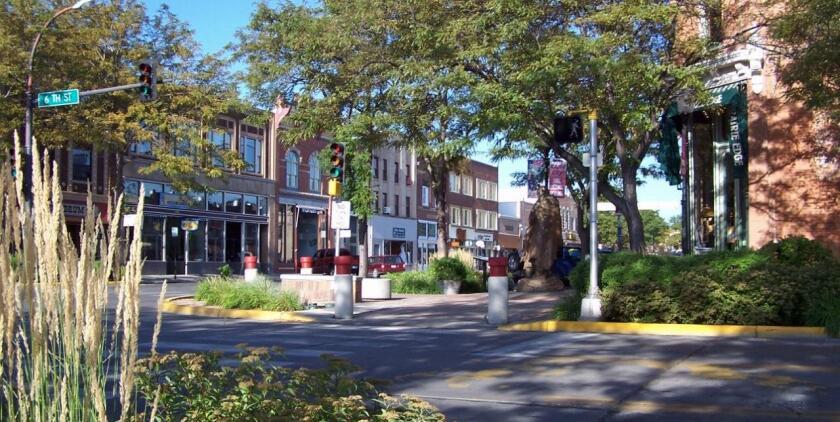Downtown Rapid City