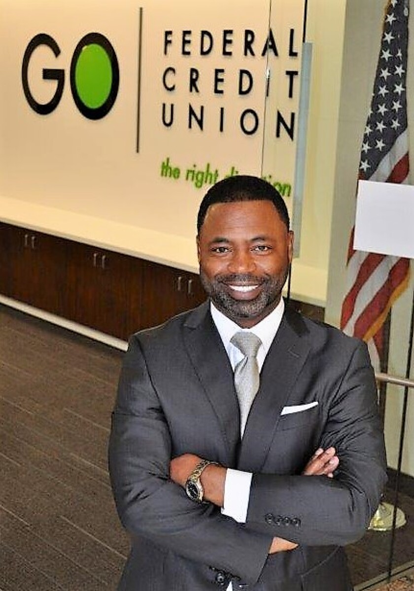 Bert Beal, president and CEO of Go Federal Credit Union