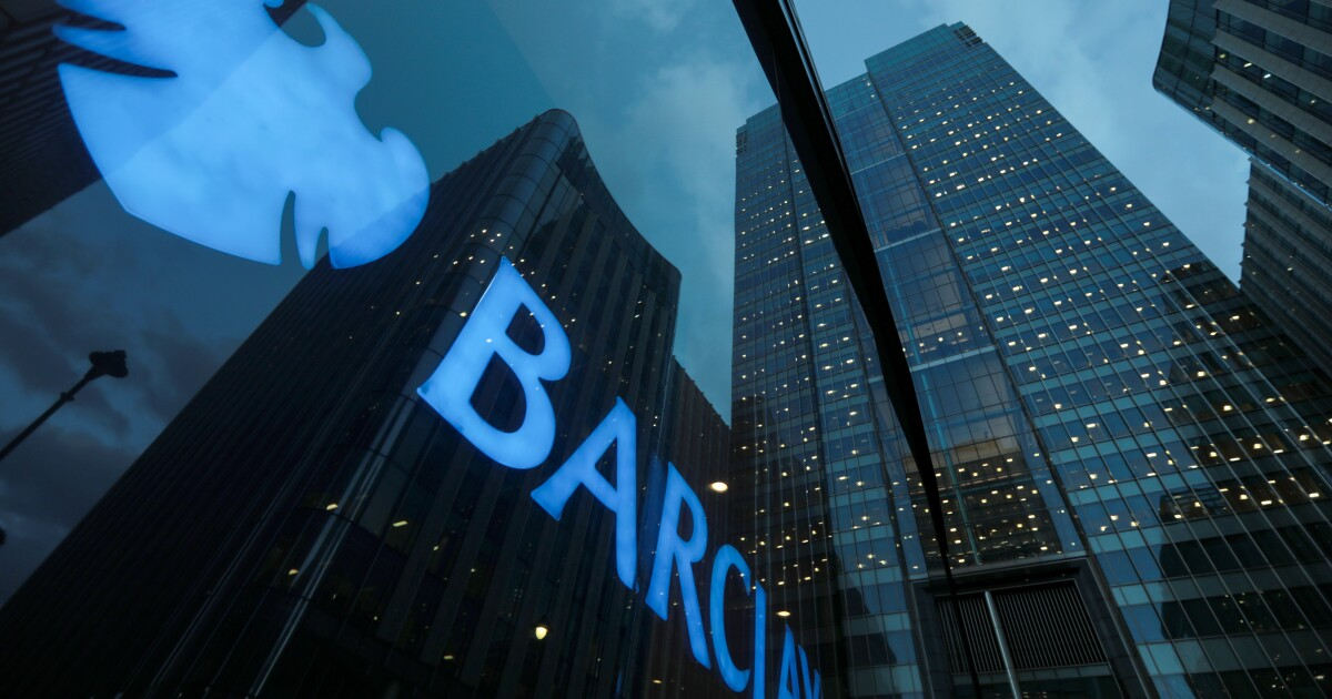 Barclays, Add Amount Installment Loans |  Source of payment