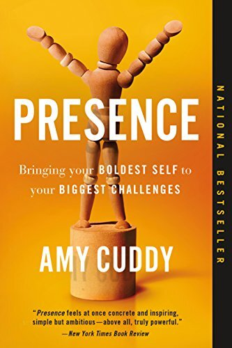 Book cover - Presence