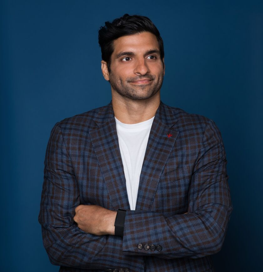 Nima Ghamsari, co-founder and CEO, Blend