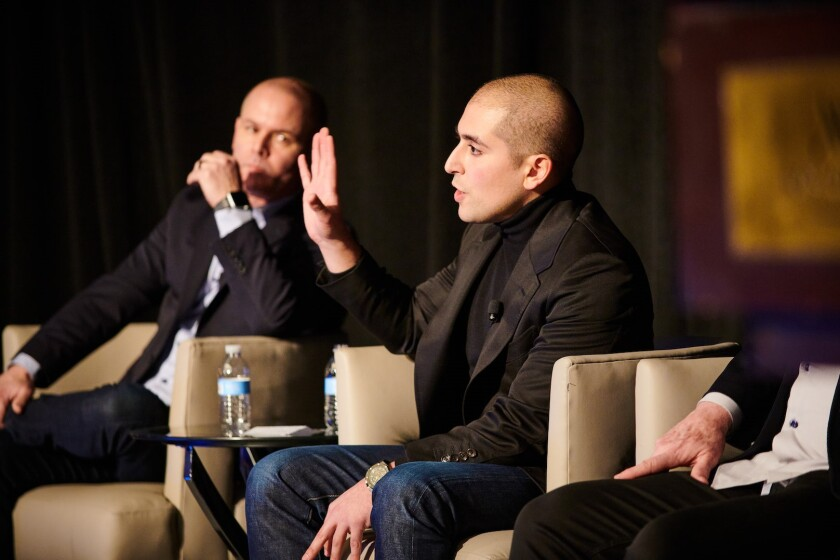 Jonathan Razi, CEO of CardX