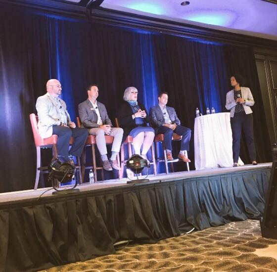 BTC Summit 2017 Boomer briefing panel