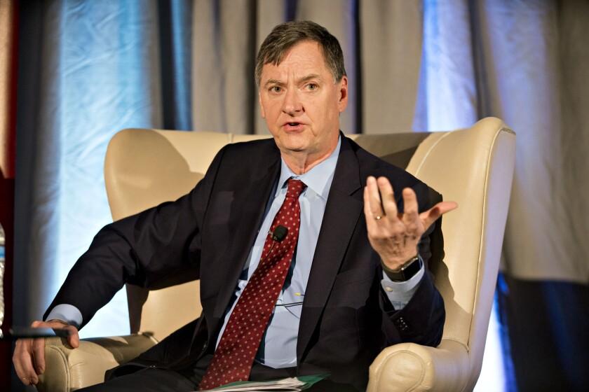 Federal Reserve Bank of Chicago President Charles Evans