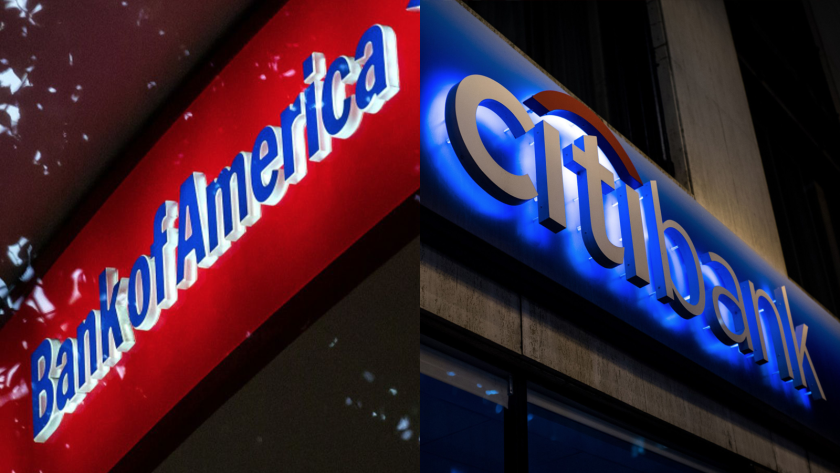 In March 2018, Citigroup announced it would restrict business with certain firearms companies, and in April of that year, Bank of America said it would stop lending to companies that designed military-style guns for nonmilitary use.