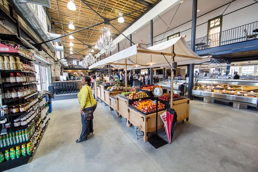 Dryades Market, New Orleans